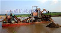 广州东威牌挖沙船工作效率高效果好价格低