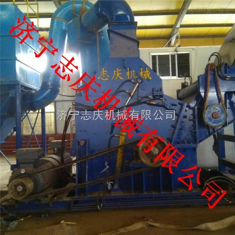鹤壁废钢破碎机厂家 压块金属破碎设备