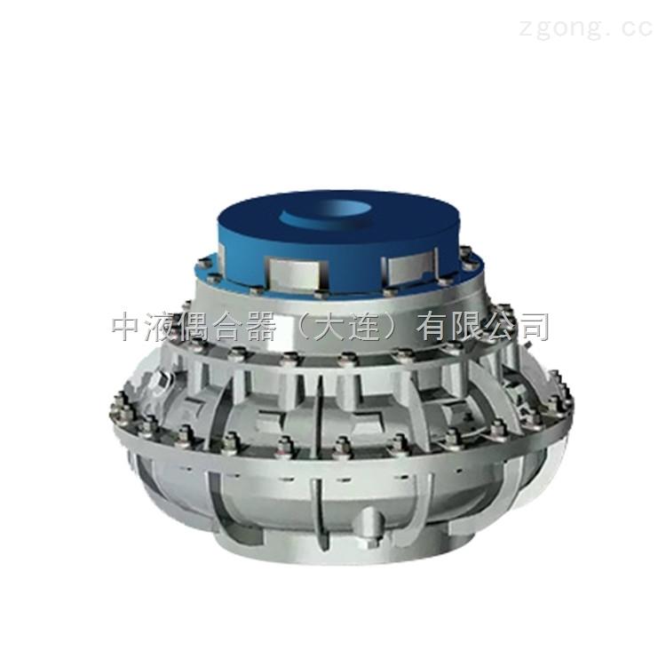 YOX系列液力偶合器安装尺寸及技术资料表格