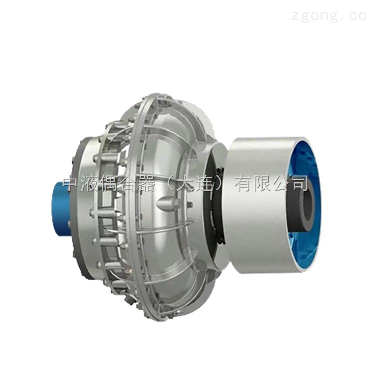 大连偶合器联轴节/对轮 YOX400-YOX560