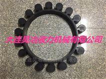 河南安阳昊冶液力偶合器梅花垫高品质保障