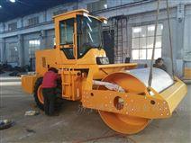 工程机械8吨单钢轮压路机