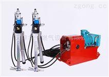 MYT-190/330型液压锚杆钻机--一泵双机