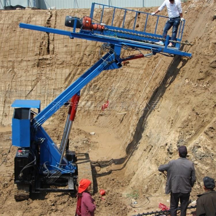 履带式锚固钻机 工程建筑钻机 厂家