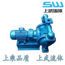 石化陶瓷冶金专业使用DBY型防爆电动隔膜泵