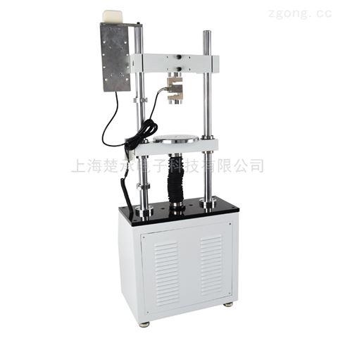 电动立式双柱测试台拉压负荷试验机