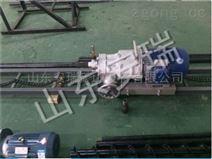 KHYD75礦用3KW地質勘探軌道鉆機工作原理