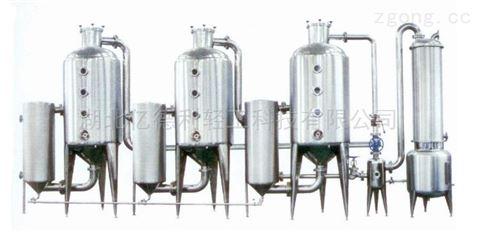亿德利 三效薄膜蒸发器 化工