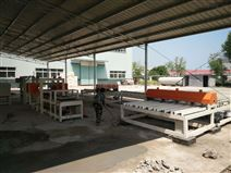 小型硅质板设备s免拆模板生产线