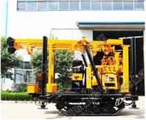 HQZ200水井鉆機柴油液壓氣動鉆機  質保一年