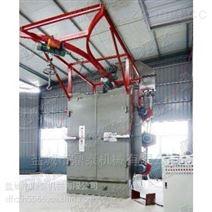 供应齿轮热处理后表面喷砂强化清理