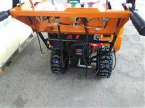 1米工作寬度的手推式除雪機 自走式清雪機