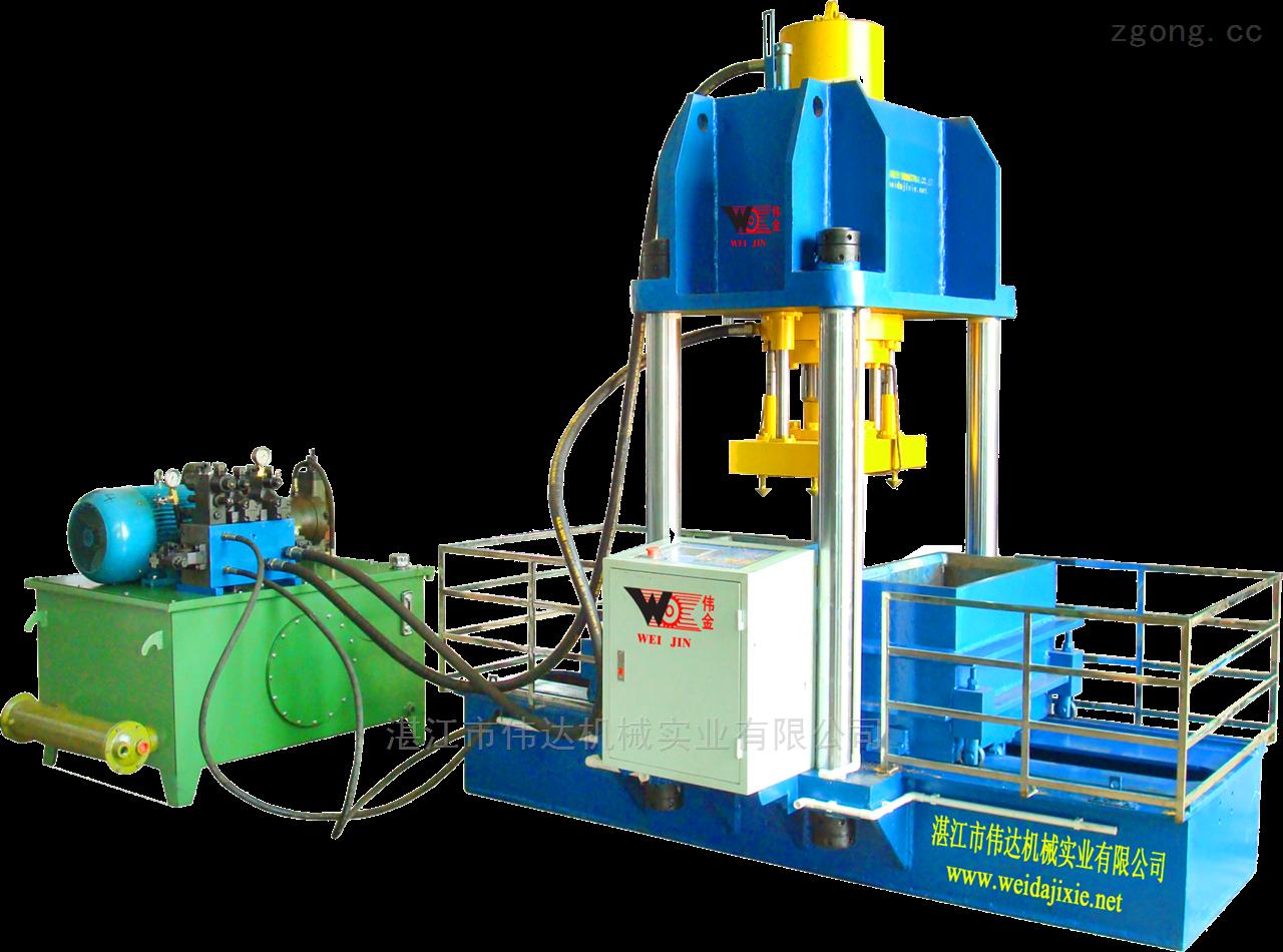 橡胶打包机液压动力自动设备