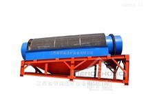 恒誠重力選礦傳統篩分設備滾筒篩噪聲低