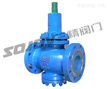 铸钢材质煤矿专用减压阀SY42AX