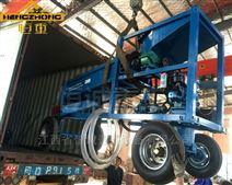 石城选矿分级砂石设备滚筒筛运行稳故障低