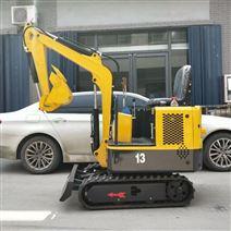 优惠履带式挖土机 自走式柴油挖掘机