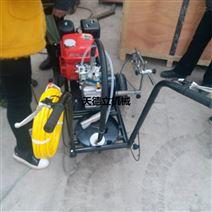 手推式划线机 喷双线划线车
