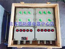 BXM53-6/K32锅炉房防爆照明配电箱