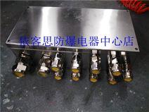BXJ52隔爆型防爆接线箱/钢板箱厂家