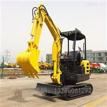 18型多功能挖土机履带式挖机厂家直销