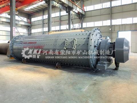 每小时25吨球磨机结构组成及优势
