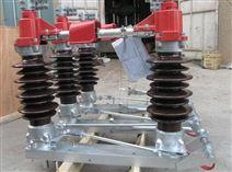 国标常规型GW4-40.5高压隔离开关拉杆操作