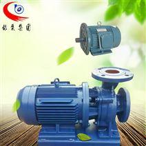 单级单吸管道道泵消防增压泵