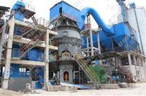 新乡长城年产60万吨矿渣微粉示范线投资收益