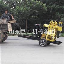 XYX-200地质水井钻机移动方便百米取样钻机