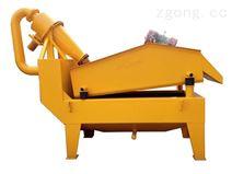 思科新型双层洗沙脱水回收机效率高