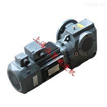 丘里S37-30-Y1.5KW-M2-90斜齿轮蜗杆减速机