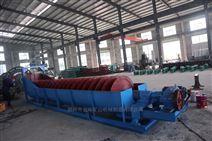 广东河源含泥量多的山沙洗砂机,大型洗沙机