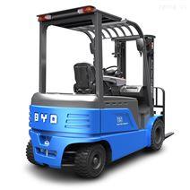 山東鋰電池比亞迪電動叉車銷售公司