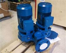 EBARA LPCD 40-125/055 立式双吸铸铁离心泵