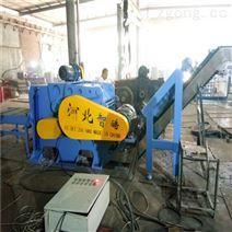工作简单直接快速将塑铁分离粉碎PP板破碎机