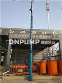 流量200方扬程500米矿用强排泵