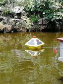 系锚固定海洋警示航标监测数据浮标