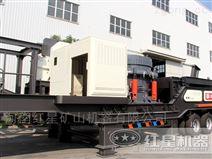 流动式青石磕石子机更快捷产量也很高!T88