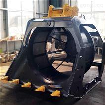 液压洗砂斗挖机专用筛沙洗沙机械