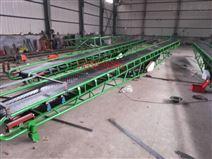 移動式輸送機 防滑土豆裝車傳送機