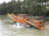 排距远、操作简便的冲吸式抽沙船