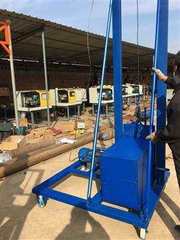 工程机械桥梁橡胶管穿管机厂家生产