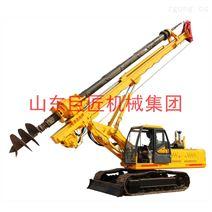 华夏巨匠XWDJ-25履带式旋挖钻机 小型旋挖机