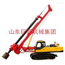 XWDJ-30入岩型旋挖钻机 小型机锁杆旋挖机