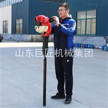 巨匠集团QTZ-2便携式取土钻机动力强取土快