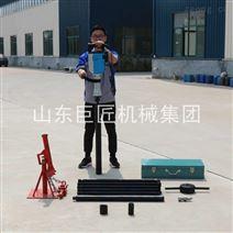 巨匠集团QTZ-3D便携式电动取土钻机