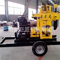 供应巨匠集团XYX-200轮式液压岩芯钻机