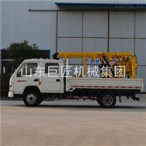 巨匠集团XYC-200车载式液压岩芯钻机