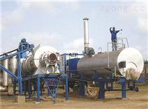 DB 系列连续滚筒式沥青混合料搅拌设备